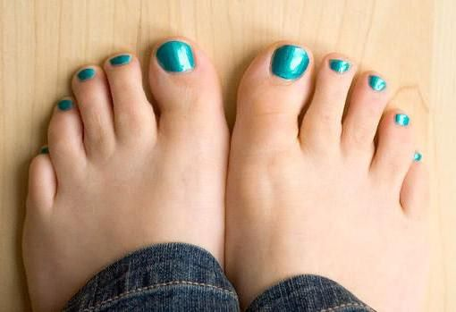 пальцы на ногах значение у девушек фото