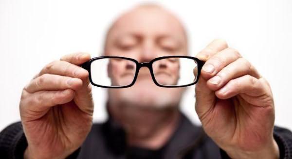 зрение со знаком минус что это
